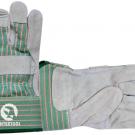 перчатки рабочие комбинированные - INTERTOOL SP-0151