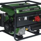 генератор бензиновый - Hitachi E 40 (3P)