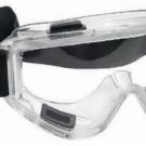 очки защитные закрытые - INTERTOOL SP-0043