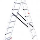 лестница двухсекционная универсальная - INTERTOOL LT-0208