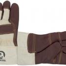 перчатки рабочие комбинированные утепленные - INTERTOOL SP-0013