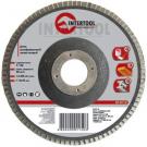 диск лепестковый торцевой - INTERTOOL BT-0115