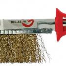 щетка зачистная металлическая - INTERTOOL BT-0001