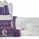 перчатки рабочие комбинированные - INTERTOOL SP-0150