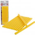 стержни клеевые желтые - INTERTOOL RT-1021