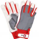 перчатки рабочие комбинированные - INTERTOOL SP-0011