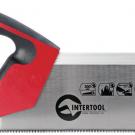 ножовка обушковая по дереву - INTERTOOL HT-3113