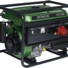 генератор бензиновый - Hitachi E 57S (3P)
