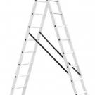 лестница двухсекционная универсальная - INTERTOOL LT-0210