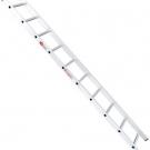 лестница приставная - INTERTOOL LT-0110