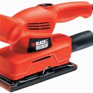 вибрационная шлифовальная машина - Black&Decker KA300
