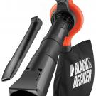 воздуходувка-пылесос - Black&Decker GW2810