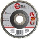 диск лепестковый торцевой - INTERTOOL BT-0103