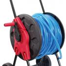 катушка на колесах для шланга - INTERTOOL GE-3001
