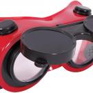 очки защитные закрытые для сварочных работ - INTERTOOL SP-0023