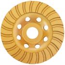фреза алмазная торцевая сегментная «Turbo» - INTERTOOL CT-6215