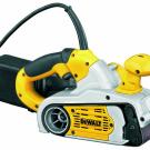 ленточная шлифовальная машина - DeWALT DW432