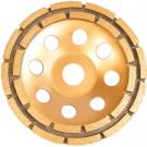 фреза алмазная торцевая сегментная двухрядная - INTERTOOL CT-6115