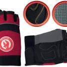 перчатки рабочие Microfiber со вставками спандекса и неопрена - INTERTOOL SP-0142