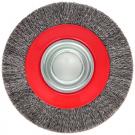 щетка дисковая для точильного станка - INTERTOOL BT-6150