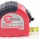 рулетка измерительная - INTERTOOL MT-0210