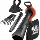 воздуходувка-пылесос - Black&Decker GW3050