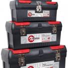 комплект ящиков для инструментов (4 шт.) - INTERTOOL BX-0004