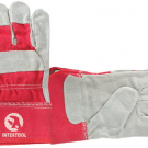 перчатки рабочие комбинированные - INTERTOOL SP-0152
