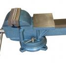 тиски слесарные для тяжелых работ - Проминструмент ТСЛ L100