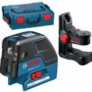 линейно-точечный лазерный нивелир - Bosch 0601066B02