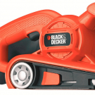 ленточная шлифовальная машина - Black&Decker KA86