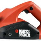 рубанок - Black&Decker KW712