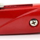 нож прорезной с выдвижным трапециевидным лезвием - INTERTOOL HT-0505