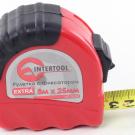 рулетка измерительная - INTERTOOL MT-0208