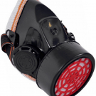 респиратор со сменным фильтром - INTERTOOL SP-0027