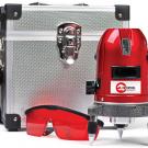 линейно-точечный лазерный нивелир - INTERTOOL MT-3011