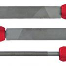 набор напильников слесарных (3 шт.) - INTERTOOL HT-3703