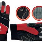 перчатки рабочие Microfiber со вставками спандекса и неопрена - INTERTOOL SP-0141